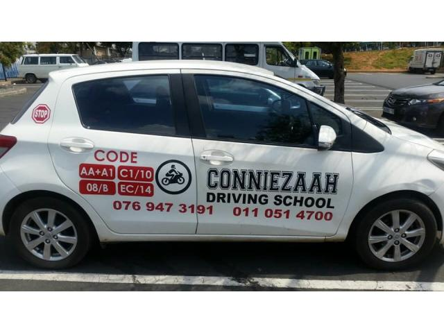 DRIVING LESSONS CODE 08,10,14 and MOTORBIKE - 3/4