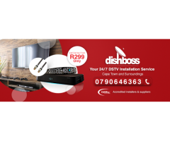 Dishboss Satellite Tv Installations 0790646363 | Dstv installers