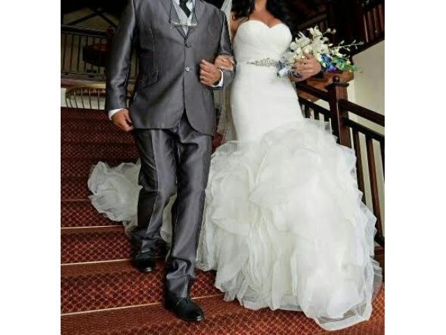 Pronovias wedding dress - 4/4