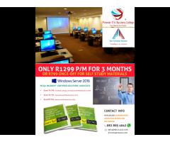 MCSA Windows Server 2016 Training Materials