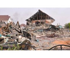 Demolition services: Perfect Demolishers
