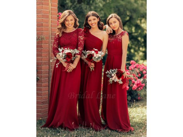 Bridesmaid dresses / Evening dresses / mother of the bride dresses / matric ball dresses -affordable - 1/4