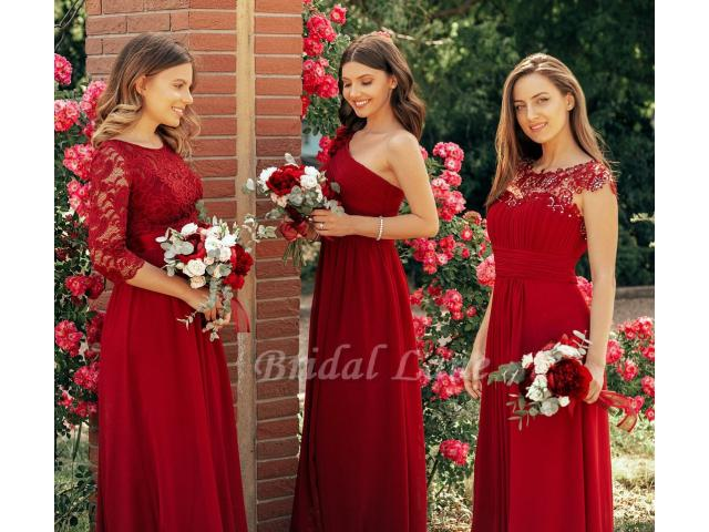 Bridesmaid dresses / Evening dresses / mother of the bride dresses / matric ball dresses -affordable - 3/4