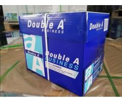 Double A Typek and Rotatrim A4 Copy Papers