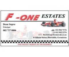 A/F ONE REMOVALS