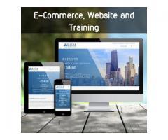 Websites, E-Commerce and Training