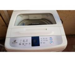 Samsung 8kg Top loader Washing machine