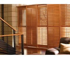 Wooden Shutters and Aluminium Security Shutters