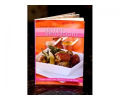 Secret Sensations Cook Book