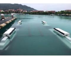Pontoon Boatlifts in Cape Town