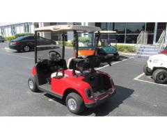 2013 E-Z-GO RXV GOLF CART