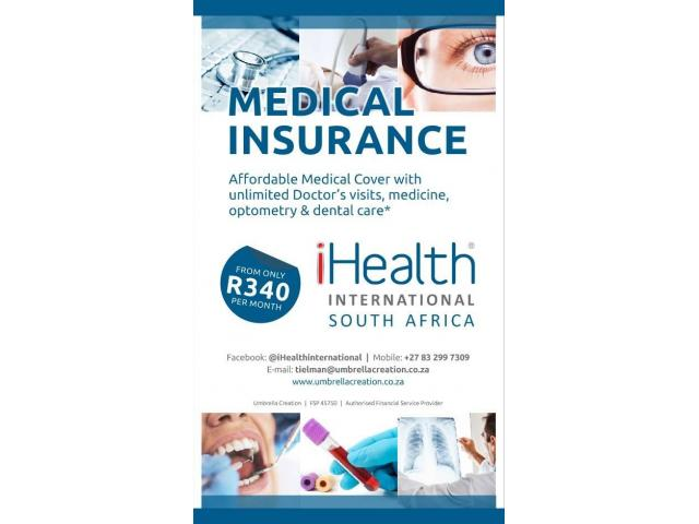 Medical Insurance, Medical Cover - 2/2