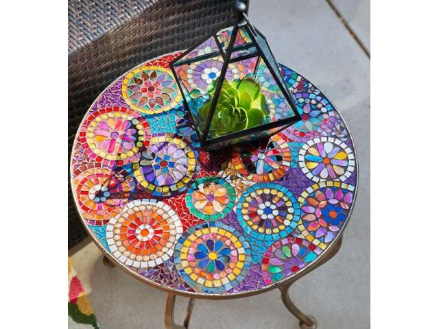 Mosaic and Craft Workshop - 3/4
