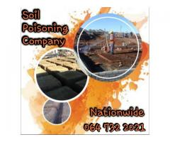 Butterworth Soil Poisoning Treatments - 072 390 9626