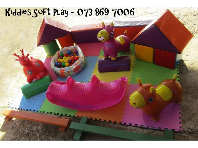 Kiddies SOFT PLAY for Hire and Free PHOTOGRAPHY - 1/4