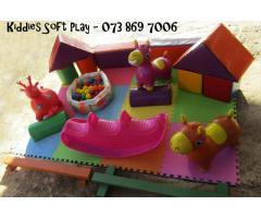 Kiddies SOFT PLAY for Hire and Free PHOTOGRAPHY