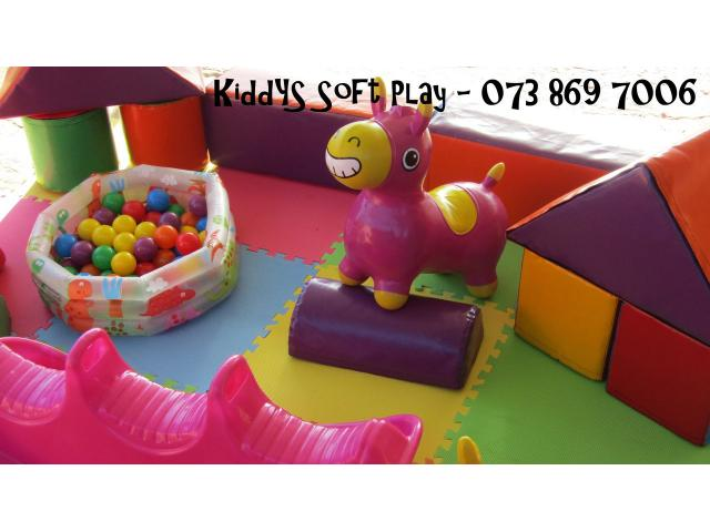 Kiddies SOFT PLAY for Hire and Free PHOTOGRAPHY - 2/4