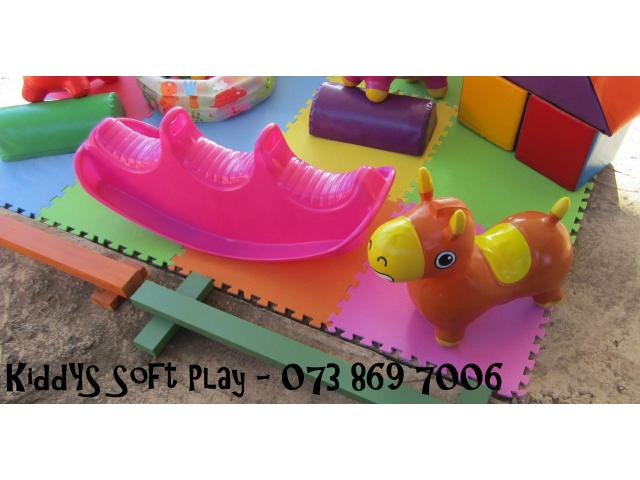 Kiddies SOFT PLAY for Hire and Free PHOTOGRAPHY - 4/4