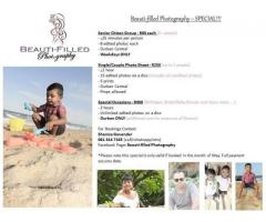 Photography SPECIAL - R400 Unlimited Photos including Travel out