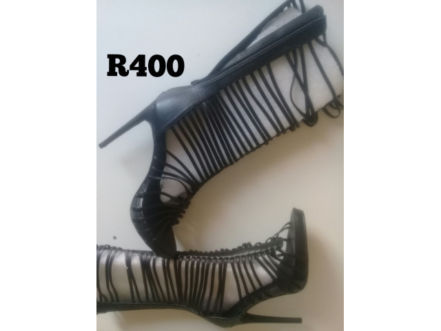 Imported exclusive ladies shoes once off clearance - 1/4