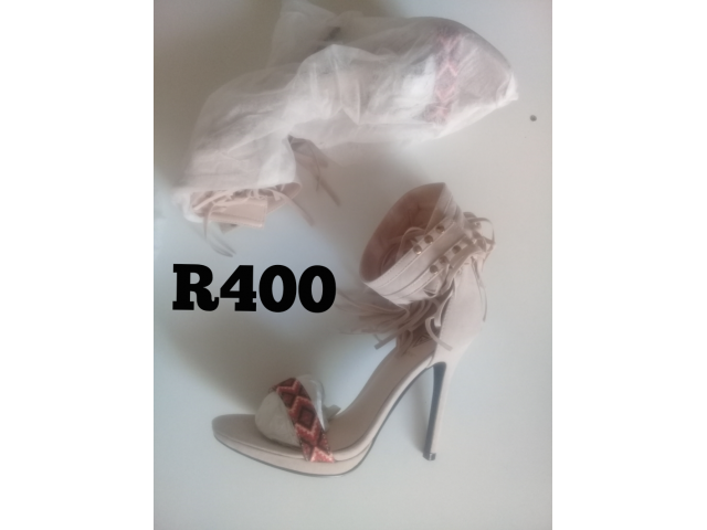 Imported exclusive ladies shoes once off clearance - 4/4