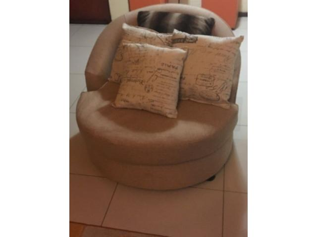 3 Piece couch set for sale!! - 2/3