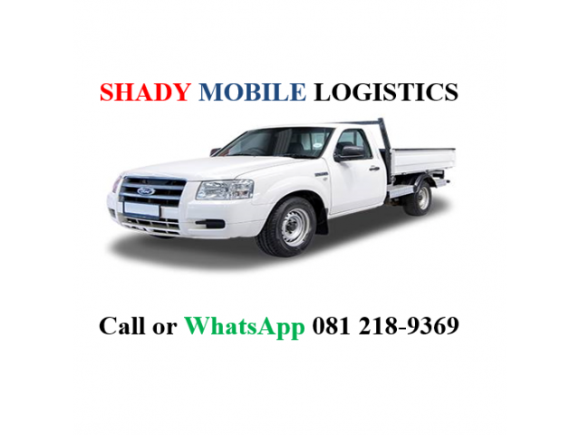 DROPSIDE BAKKIE FOR HIRE WITH DRIVER - 2/4