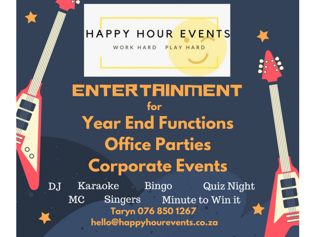 Entertainment and Catering - Year End Functions, Office Parties, Corporate Events - 3/3