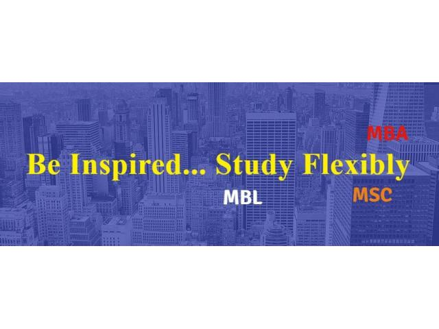Tuition - MBA, MBL and undergraduate exams - 1/1