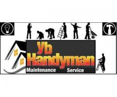 Any and all Handyman and Construction work done, we have more than 13 years experience.