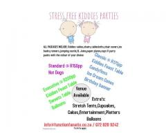 AFFORDABLE STRESS FREE KIDS PARTIES