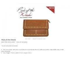 Pick of the week handbag