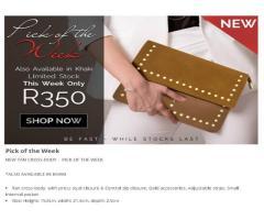 Pick of the week handbag