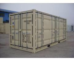 12 METER (40FT) HIGH CUBE OPENING SIDE CONTAINER