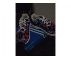 Limited edition adidas sneaker