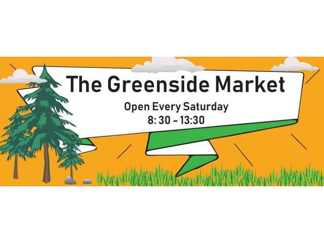 The Greenside Market - 1/3