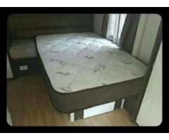 Pocket spring caravan mattresses