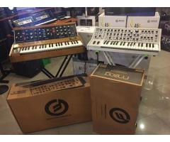 Moog Minimoog Model D Analog Synthesizer - Walnut Limited Edition