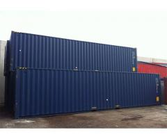 20ft And 40ft Used Containers